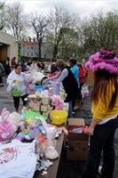 Click to view album: Easter Basket Drive - 2012